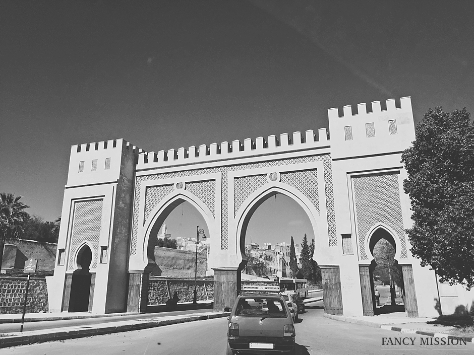 Fez Morocco Travel and Fashion Blog