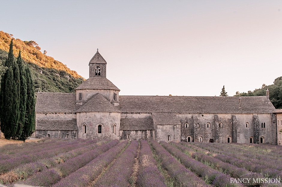 Lavender Fields of Provence Fashion Blog